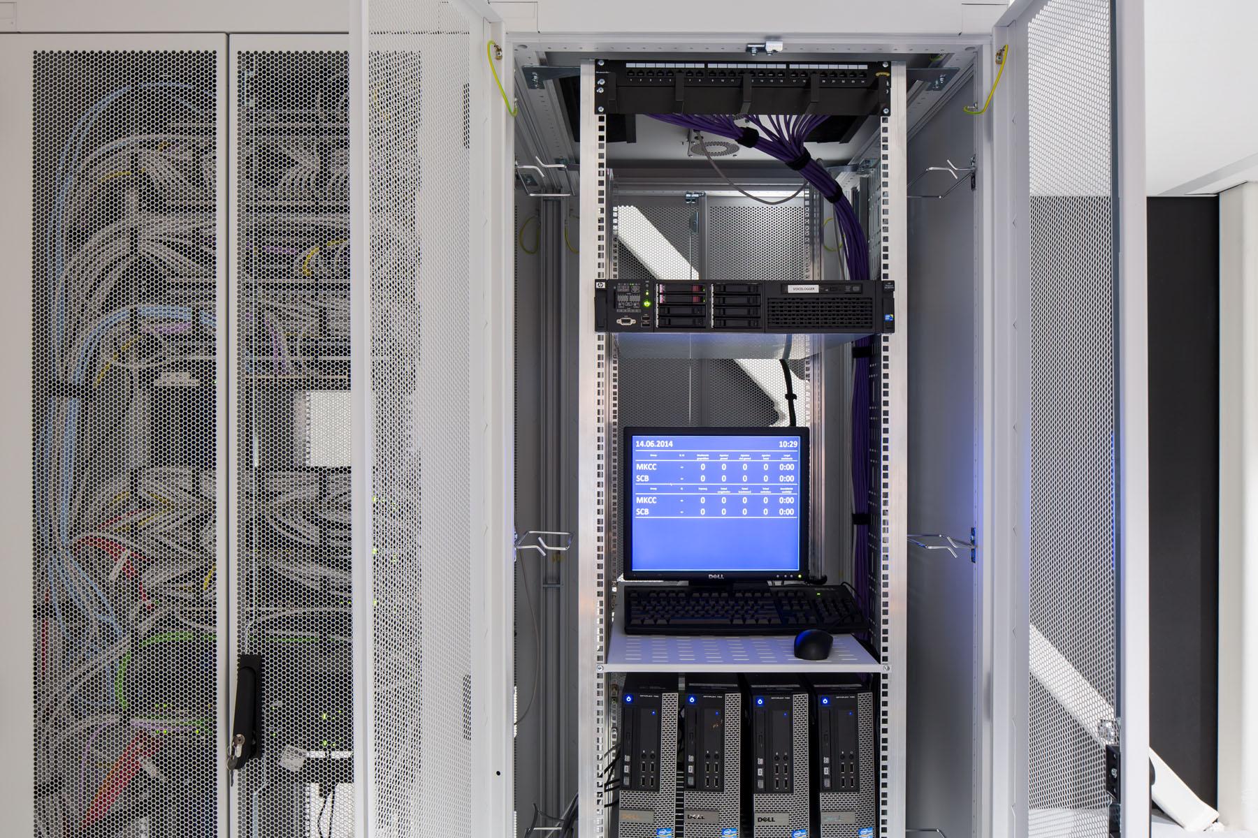 Rabobank Geldrop infrastructuur datacenter